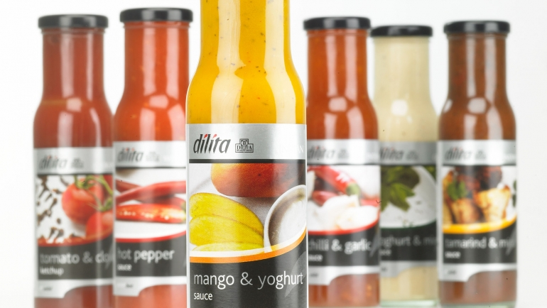 Dilita Table Sauces